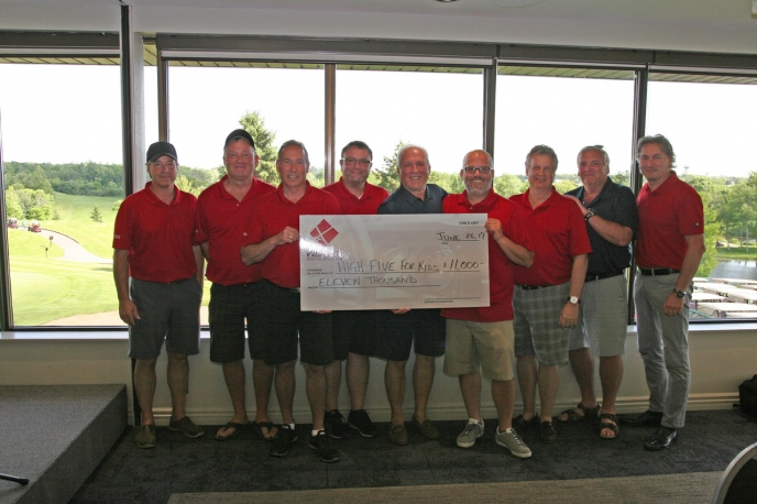 Vast Auto Annual Charity Golf Tournament